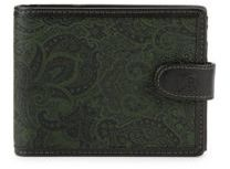 Robert Graham Paisley Snap Button Wallet