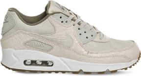 Nike 90 Premium leather trainers