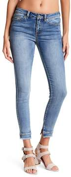 Noisy May Lucy Super Slim Ankle Jeans