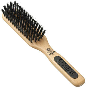 Kent Natural Shine Pure Bristle Hairbrush - Narrow - PF06
