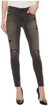 AG Adriano Goldschmied Leggings Ankle in 10 Years Stone Ash Women's Jeans