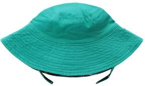 Hatley Friendly Manta Rays Reversible Sun Hat Traditional Hats