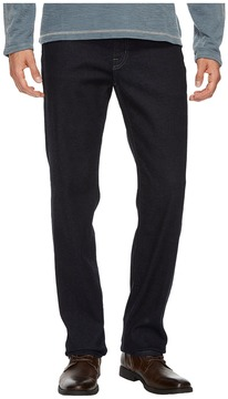Agave Denim Classic Fit Sweet Supima Cotton in Indigo Men's Jeans