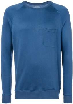 Majestic Filatures chest pocket sweater