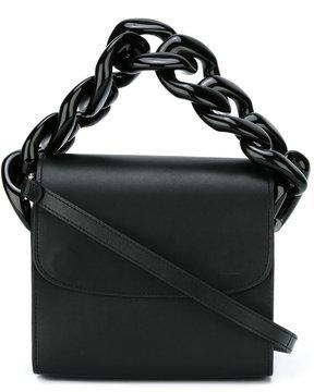 Marques'almeida chain trim crossbody bag