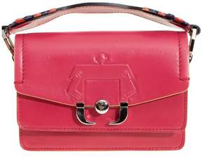 Paula Cademartori Twi Twi Leather Bag
