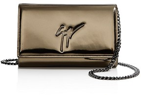 Giuseppe Zanotti Logo Metallic Chain Wallet - 100% Exclusive