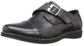 Propet Mens Graham Leather Buckle Dress Oxfords.