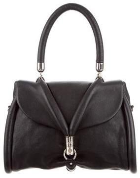 Christian Louboutin Textured Leather Satchel
