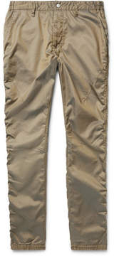Nonnative Adventurer Slim-Fit Cotton-Blend Twill Trousers