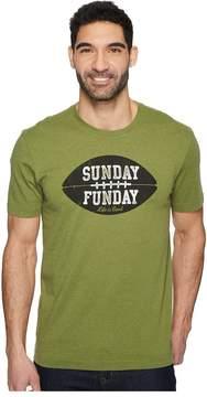 Life is Good Sunday Funday Crusher Tee Men's T Shirt