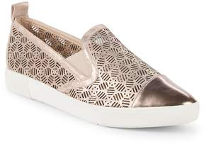 Karl Lagerfeld Paris Women's Cut-Out Slip-On Sneakers