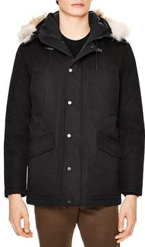 Sandro Polar Coat