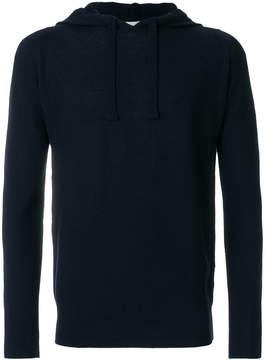 John Smedley 4Singular hooded sweater