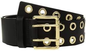 MICHAEL Michael Kors Multi Grommet Belt Women's Belts