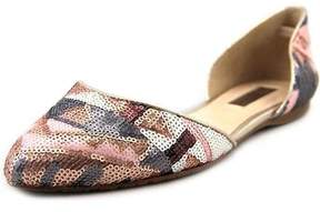 INC International Concepts Womens Crescente 6 Pointed Toe Slide Flats.