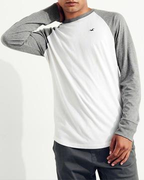 Hollister Must-Have Raglan T-shirt
