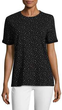 Eleven Paris Women's Cana Cotton Tee