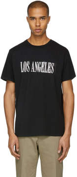 Noon Goons Black Los Angeles T-Shirt