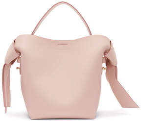 Acne Studios Pink Mini Musubi Bag
