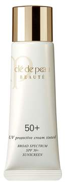Cle De Peau Beaute Uv Protective Cream Tinted Broad Spectrum Spf 50+