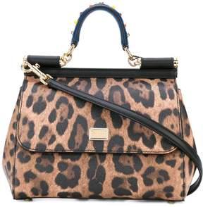 Dolce & Gabbana small Sicily shoulder bag - MULTICOLOUR - STYLE