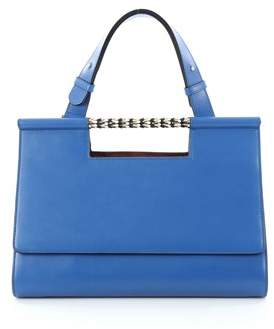 Bvlgari Pre-owned: Serpenti Scaglie Day Bag Leather.