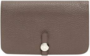 Hermes Dogon leather wallet - OTHER - STYLE