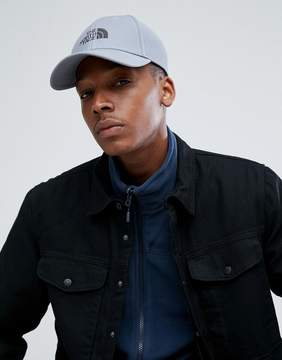 The North Face 66 Classic Logo Cap in Mid Gray