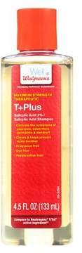 Walgreens T+ Salicylic Acid Shampoo