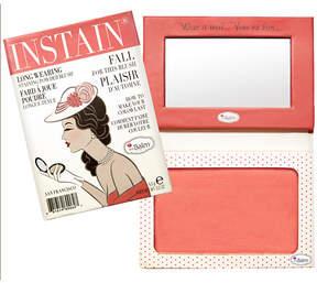 TheBalm INSTAIN Long-Wearing Powder Staining Blush Swiss Dot