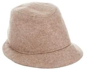 Brunello Cucinelli Woven Felt Hat