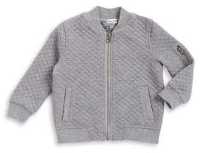Splendid Baby Boy's Quilted Zip Jacket