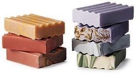 Indigo Wild 7 Chakras Handmade Soap Set