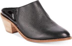 Kelsi Dagger Brooklyn Kellum Block Heel Mules Women's Shoes