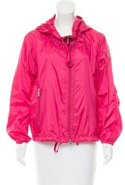 ADD Hooded Lightweight Jacket