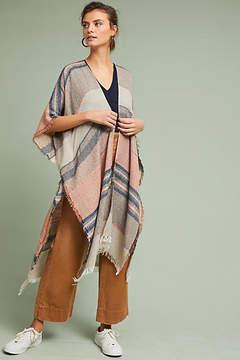 Anthropologie Cozy Striped Kimono