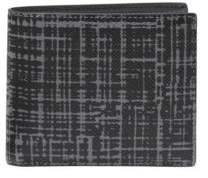 Michael Kors Patterned Leather Bi-Fold Wallet