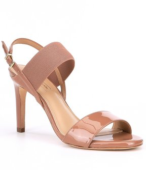Antonio Melani Vorana Patent Leather Dress Sandals
