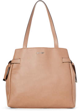 Nine West Dark Wheat Anaelle Medium Tote