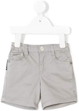 Emporio Armani Kids five pocket buttoned shorts