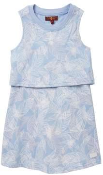 7 For All Mankind \nOpen Back Dress (Little Girls)