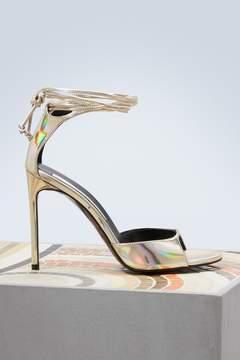 Stella McCartney Metallic sandals