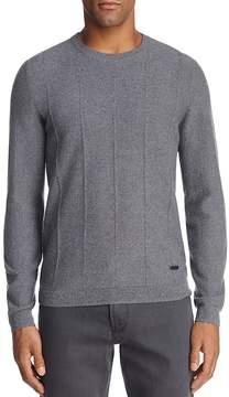Armani Collezioni Ribbed Cashmere Sweater