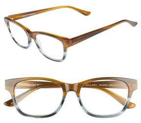 Corinne McCormack Women's Hillary 50Mm Reading Glasses - Brown