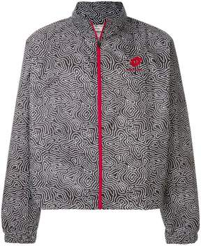 Damir Doma printed fitted jacket