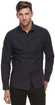 Marc Anthony Men's Slim-Fit Natural Stretch Button-Down Shirt
