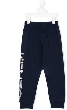 Kenzo drawstring-waist track pants