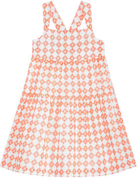 Epic Threads Toddler Girls Tiered Eyelet Dress, Created for Macy's
