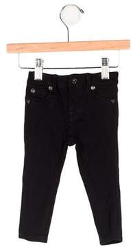 7 For All Mankind Girls' Five Pocket Skinny Pants